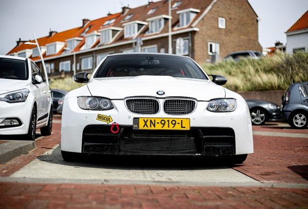 BMW G-Power M3 E92 Coupé GT2 R