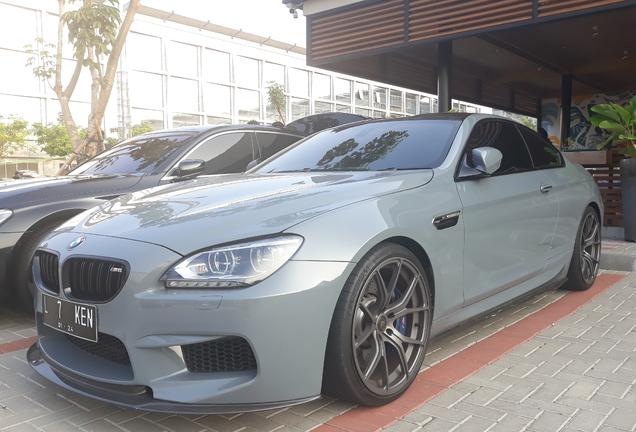 BMW M6 F13 Edo Competition