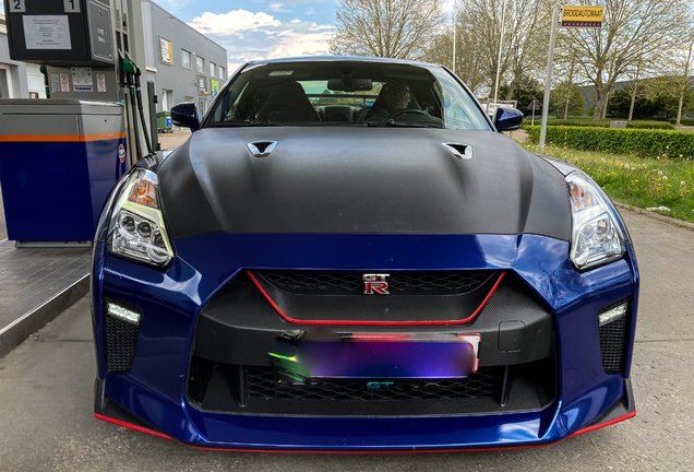 Nissan GT-R 2017 Track Edition