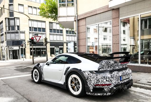 Porsche 992 TechArt GT Street R