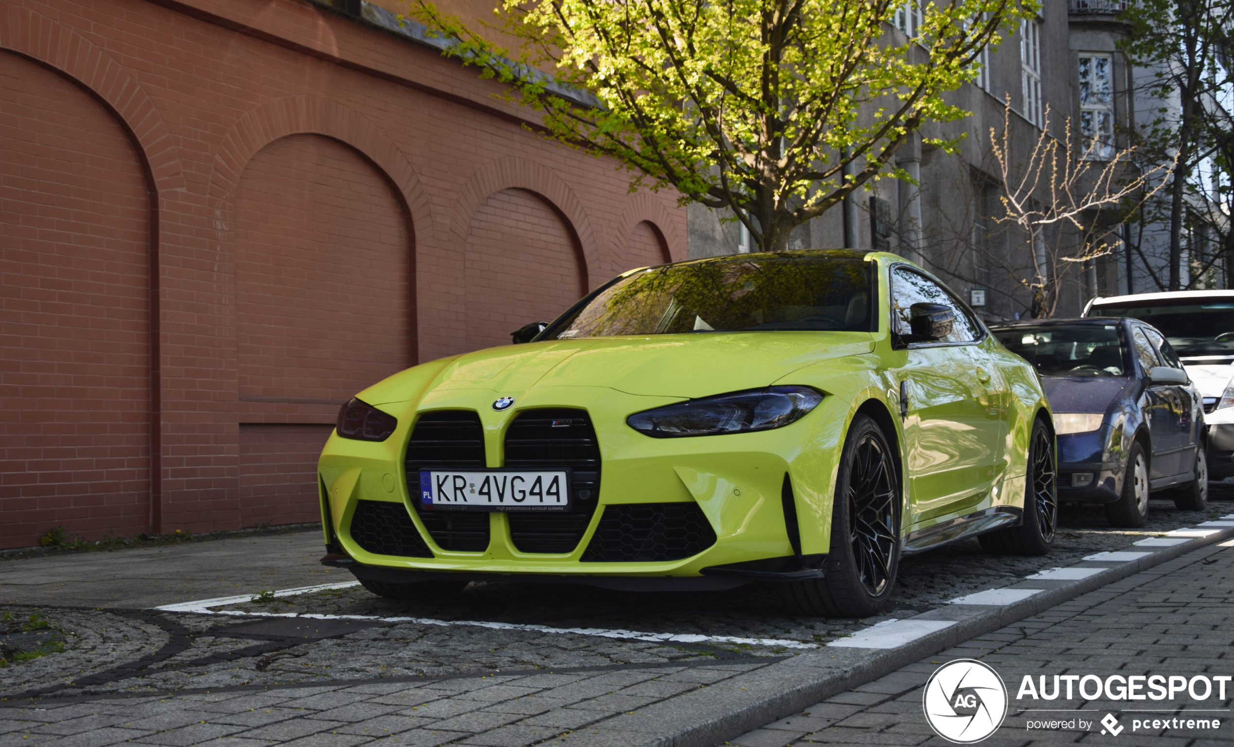 BMW M4 G82 Coupé Competition