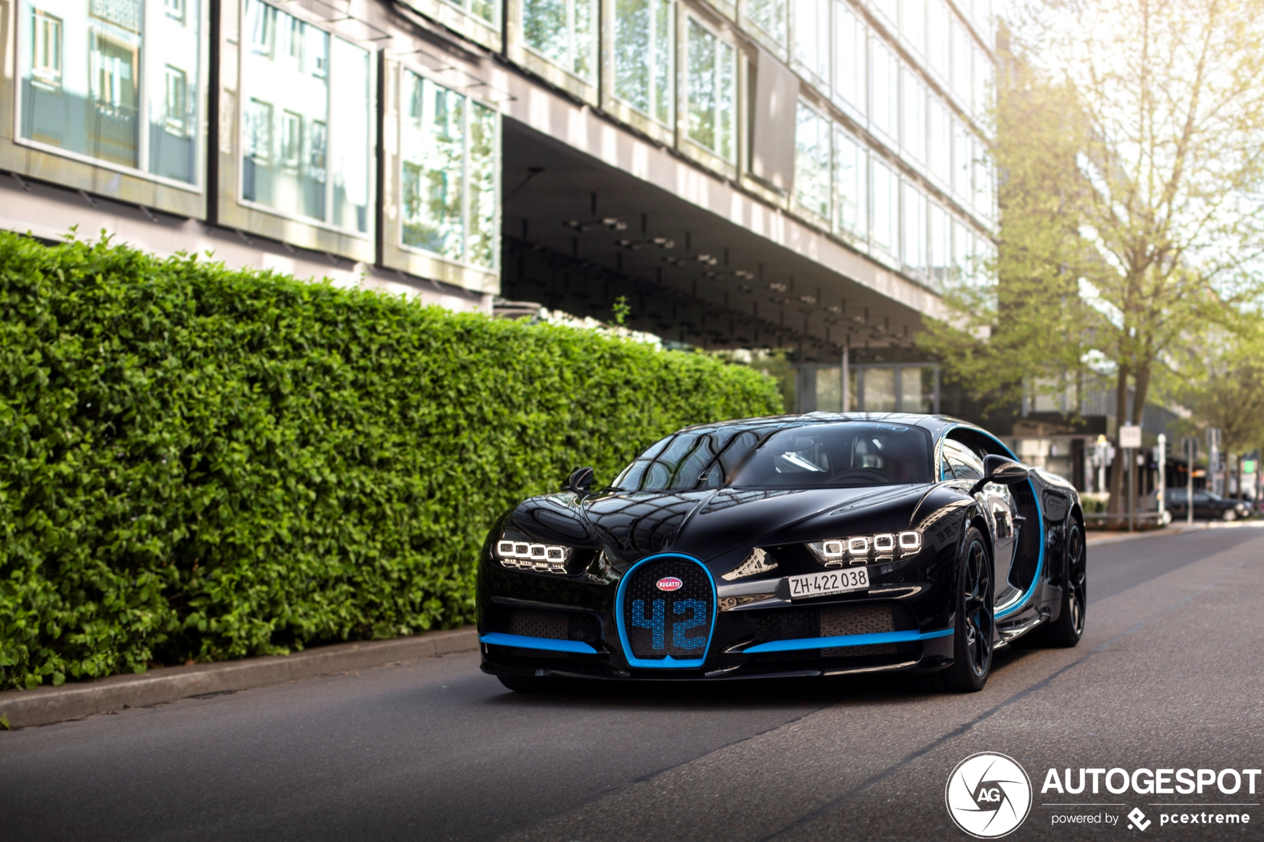 BugattiChiron Zero-400-Zero Edition