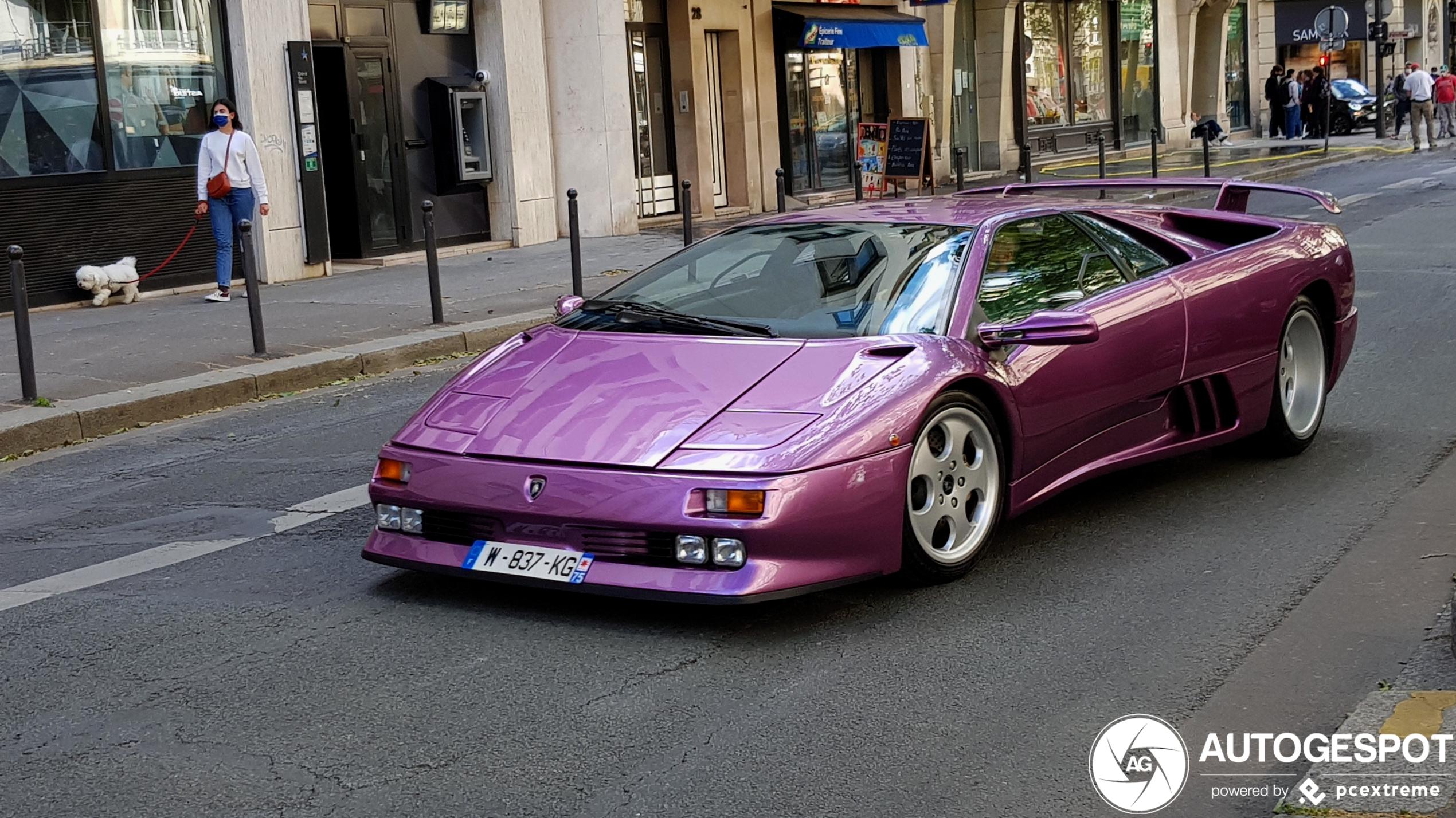 LamborghiniDiablo SE30