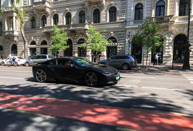 BMW AC Schnitzer i8 Protonic Frozen Black Edition