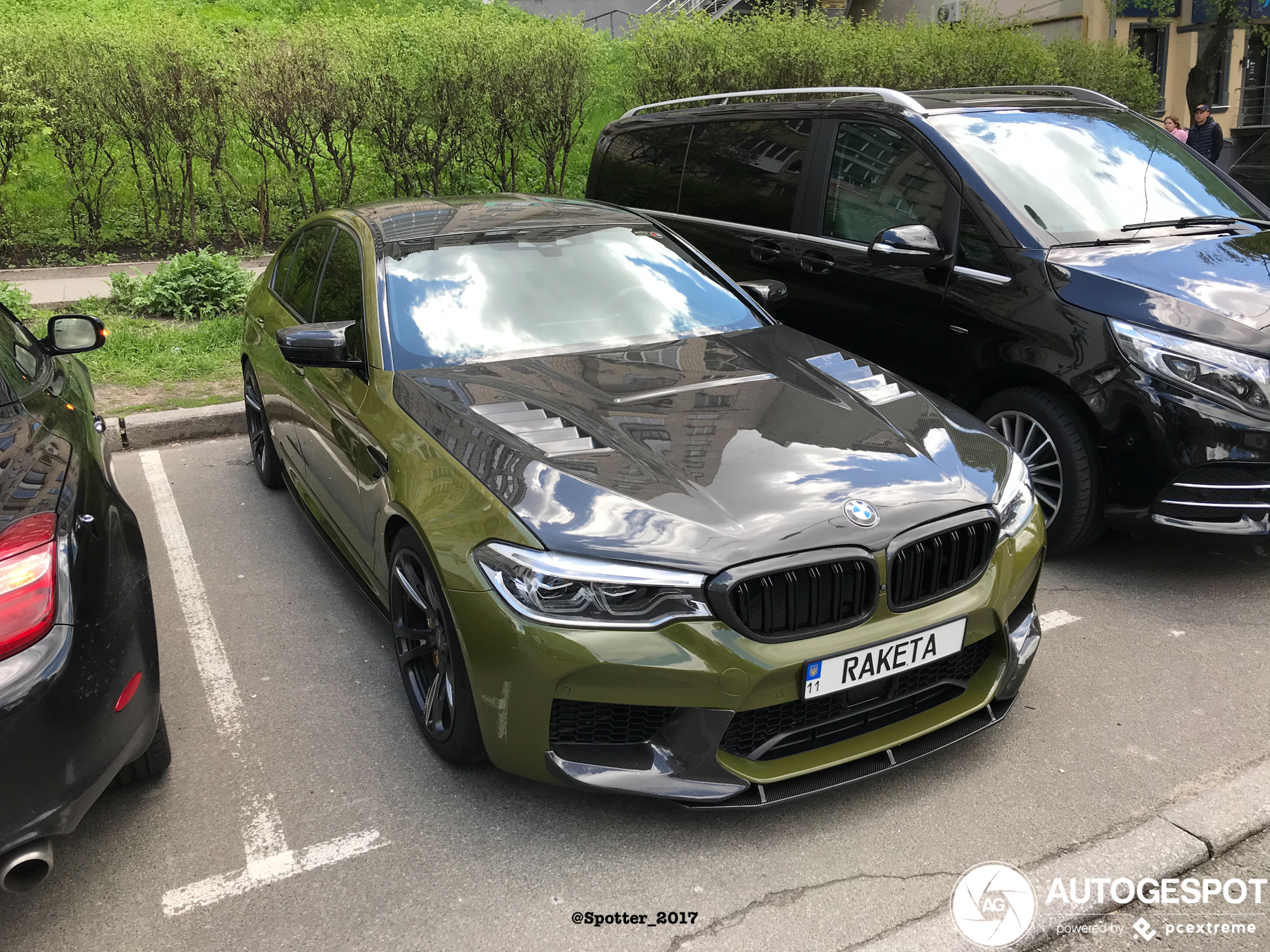 BMW AC Schnitzer ACS5 Sport F90 M5 Competition