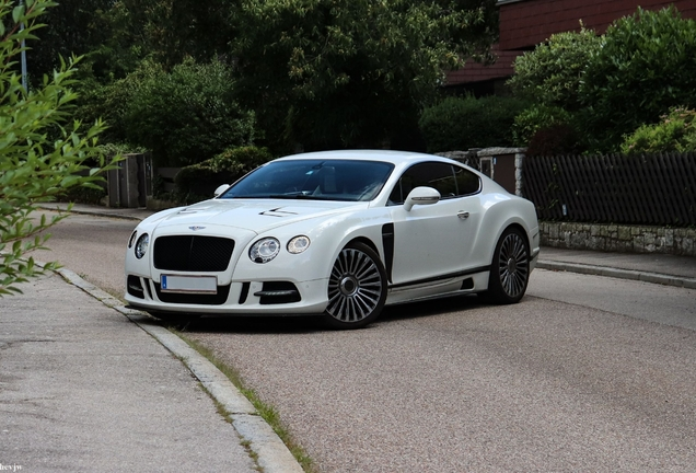 Bentley Mansory Continental GT 2012 Russia Limited Edition 1/3