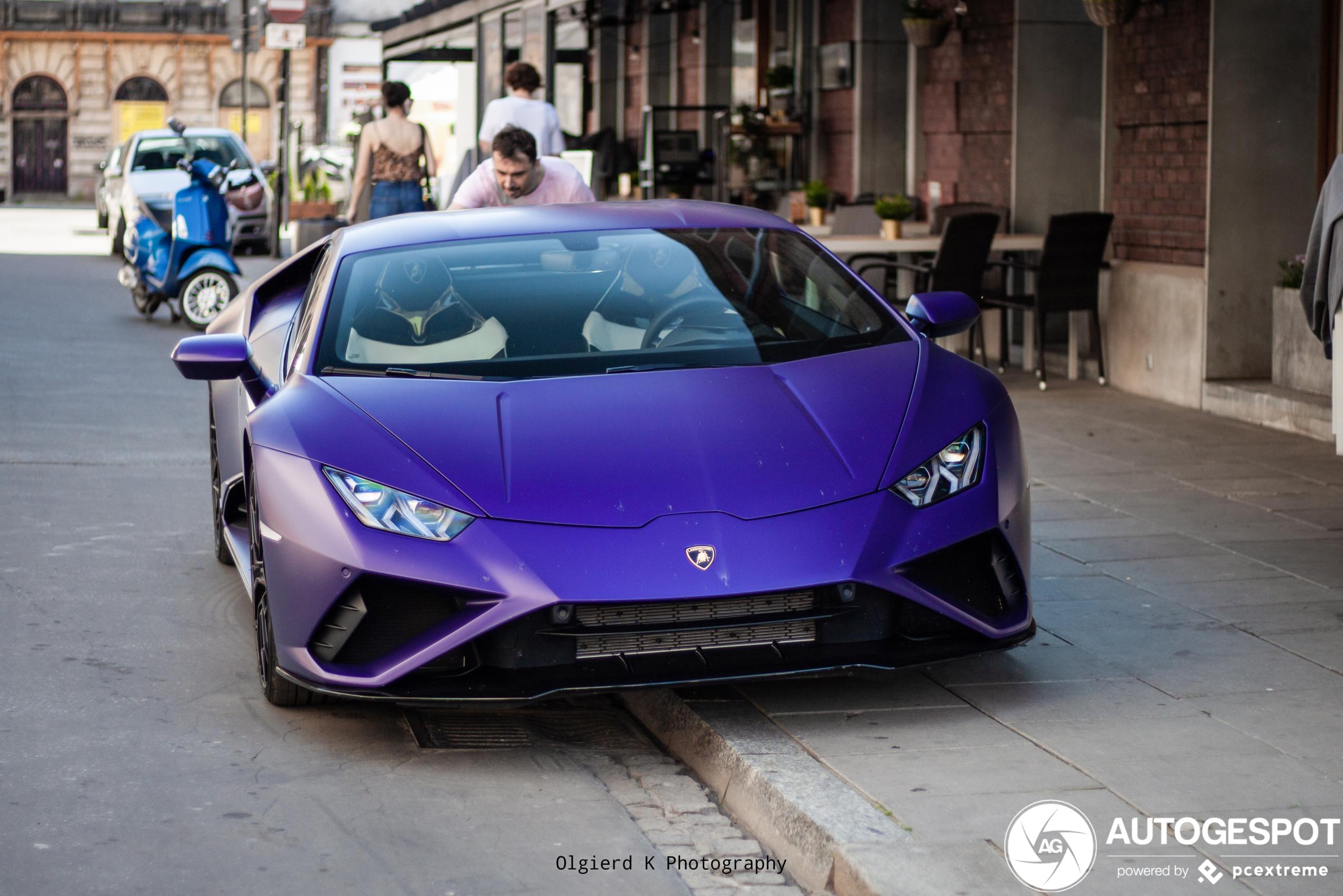 LamborghiniHuracán LP610-2 EVO RWD