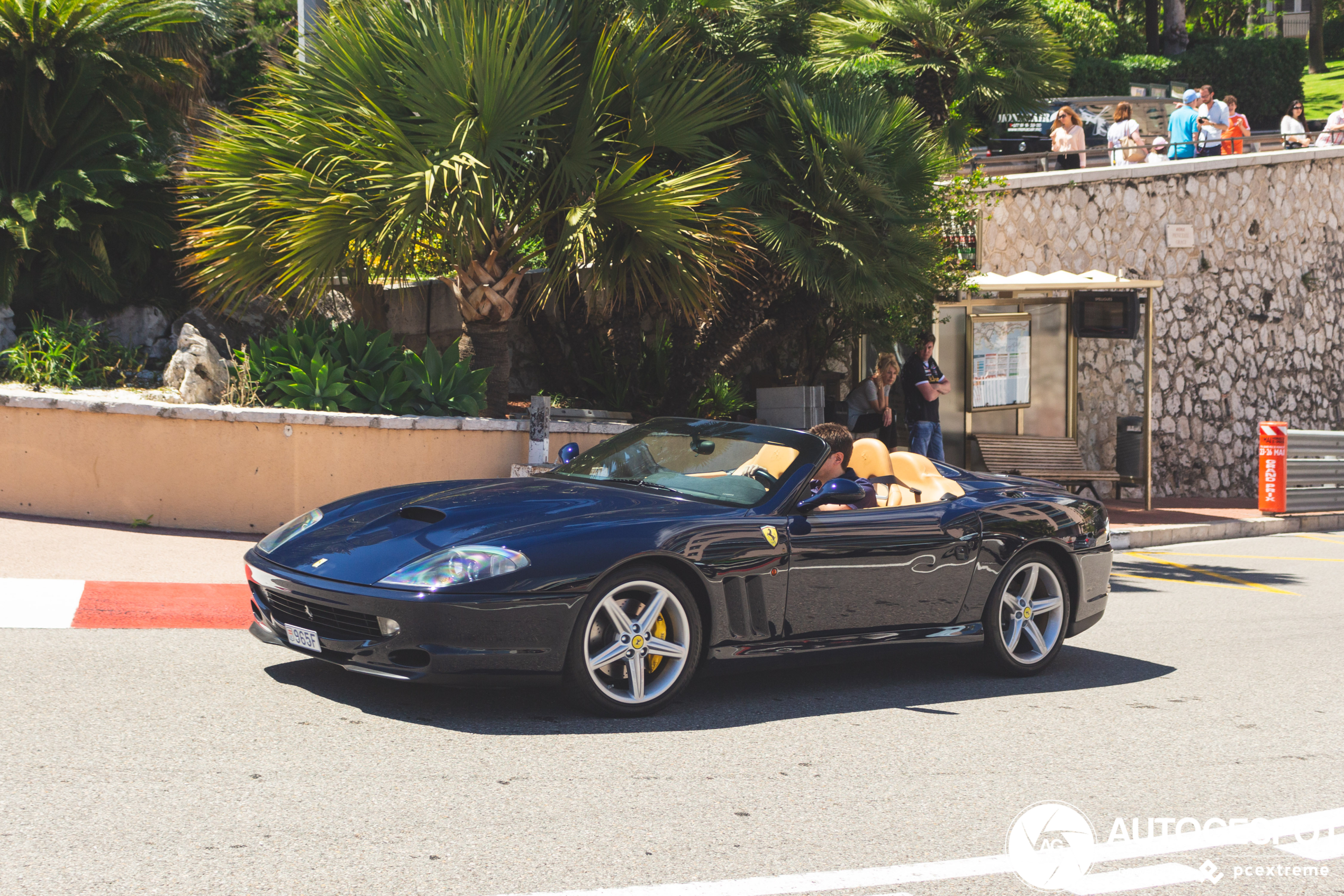 Ferrari550 Barchetta Pininfarina