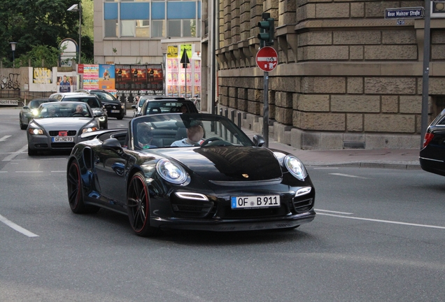 Porsche 991 Techart Turbo Cabriolet