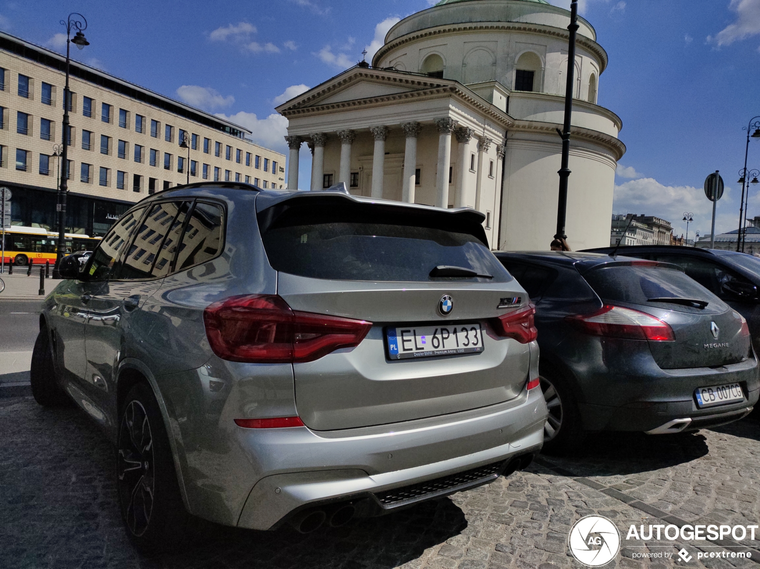 BMW X3 M F97 Competition
