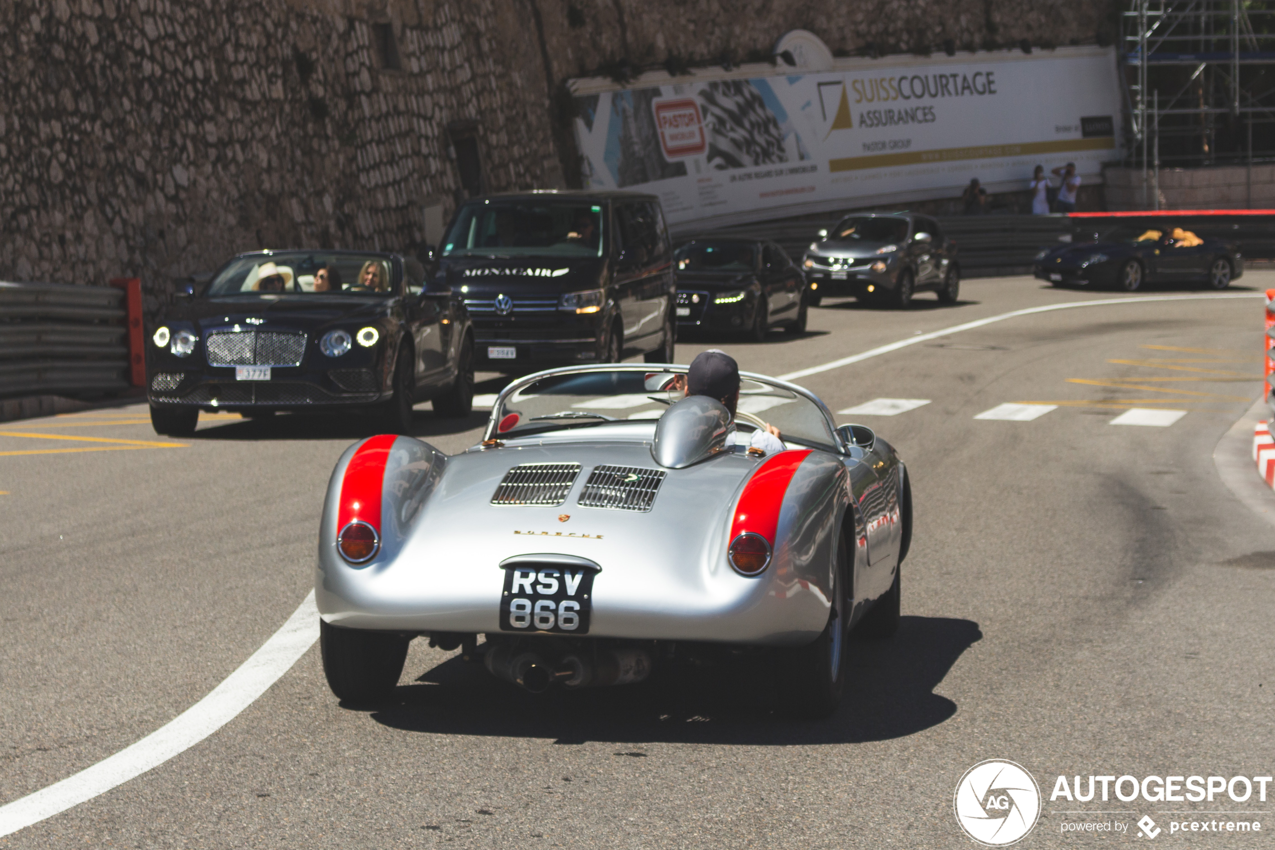 Porsche550 Spyder