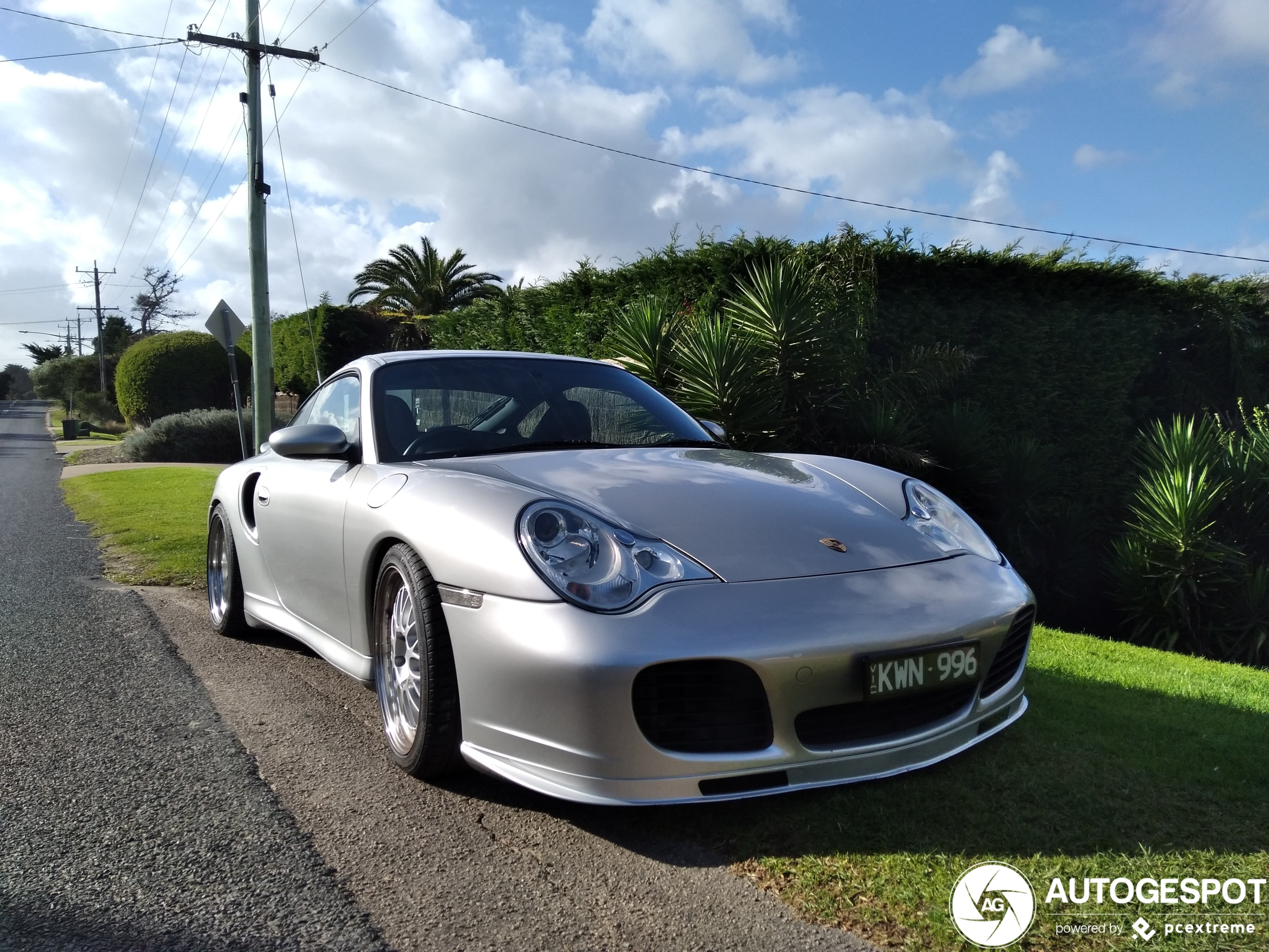 Porsche996 Turbo
