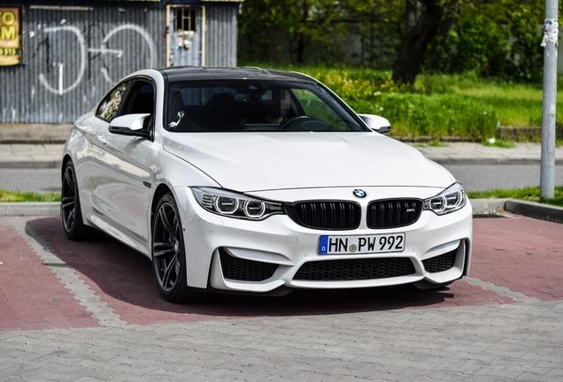 BMW M4 F82 Coupé