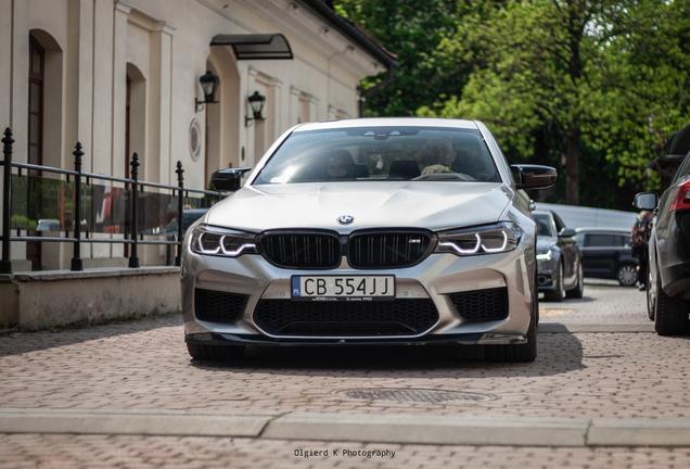 BMW M5 F90 Competition Maxton Design