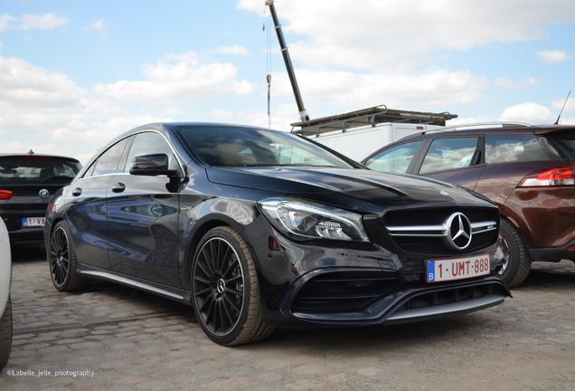 Mercedes-AMG CLA 45 C117