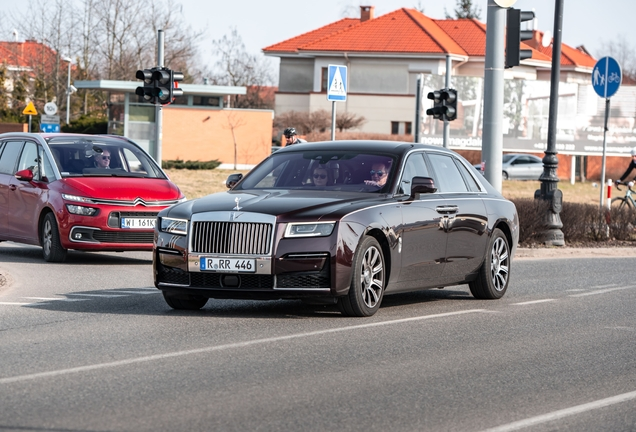 Rolls-Royce Ghost 2021