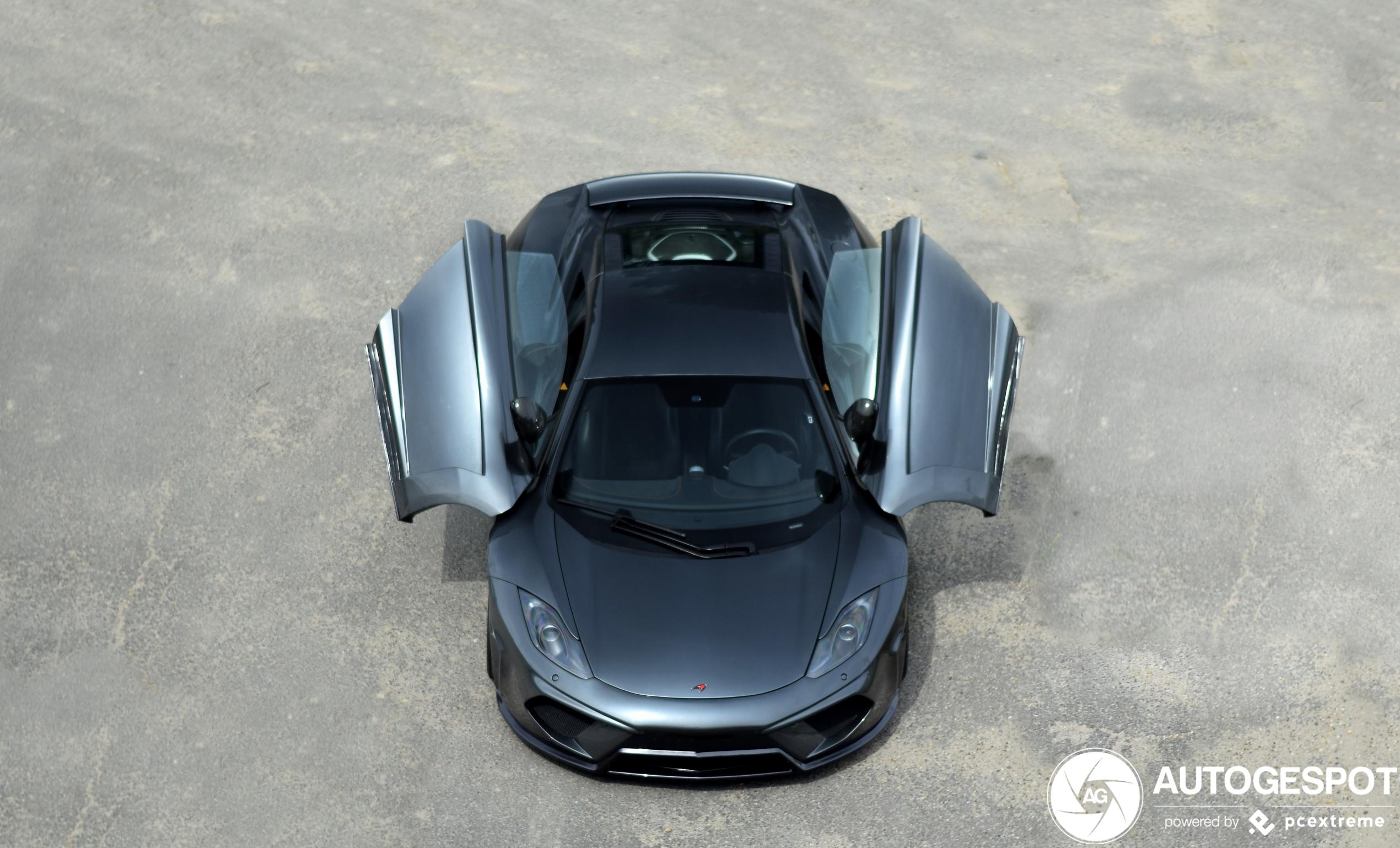 McLaren12C FAB Design Terso