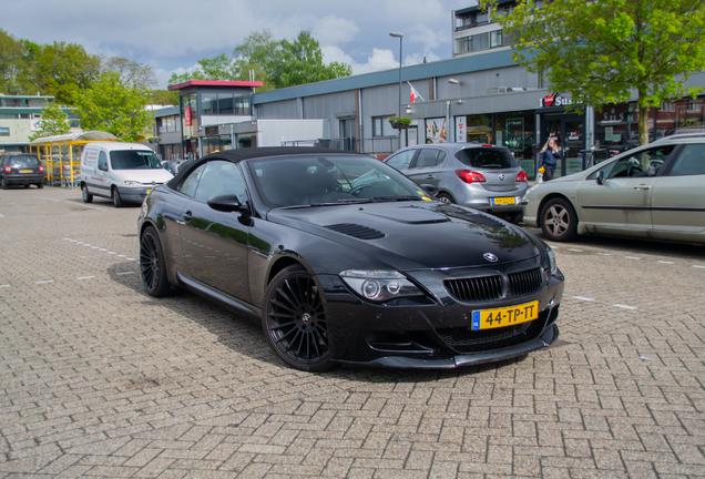 BMW Hamann M6 Cabriolet