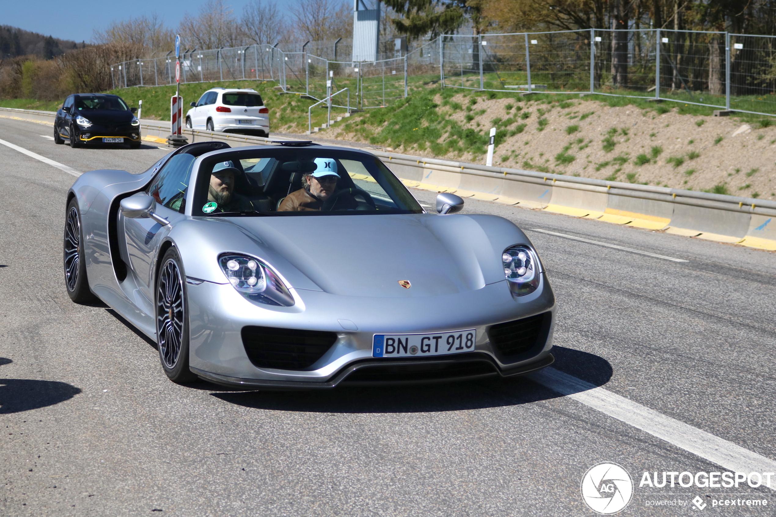 Porsche918 Spyder