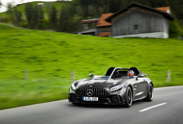 Mercedes-AMG GT R C190 Speedlegend