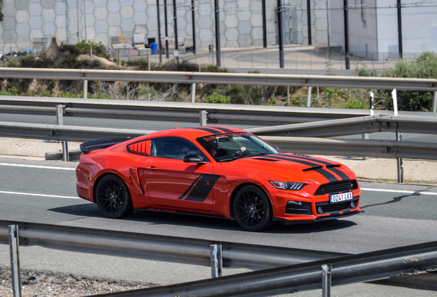 Ford Mustang Roush RS 2015
