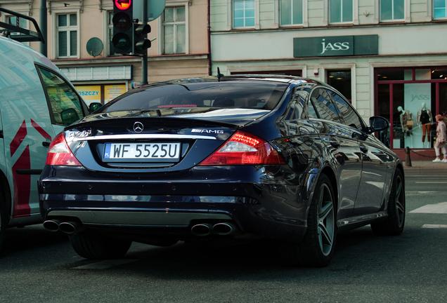 Mercedes-Benz CLS 63 AMG C219 2008