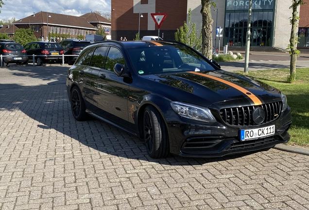 Mercedes-AMG C 63 RR Estate S205 2018 Tikt Performance