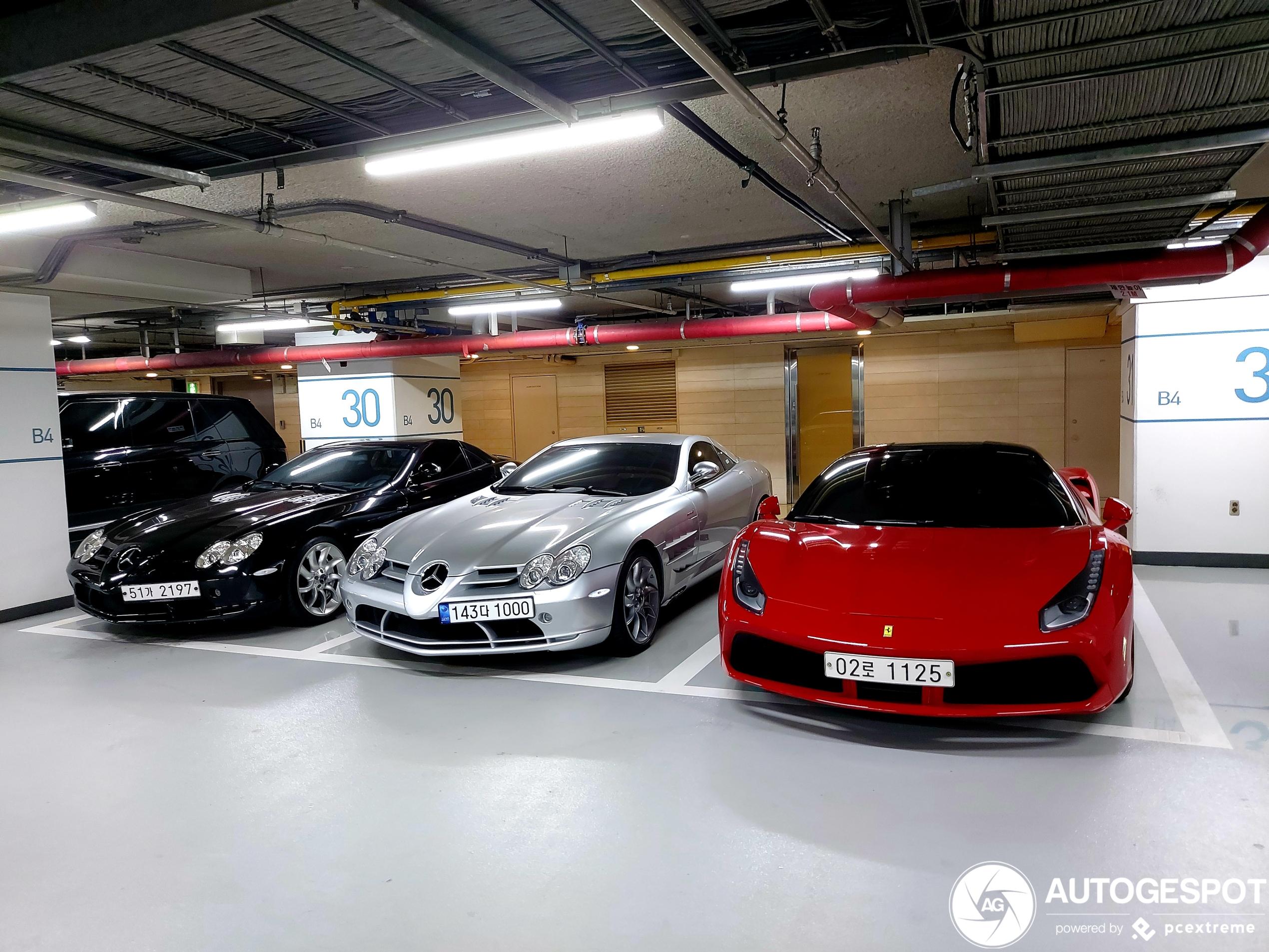 Seoul heeft onuitputtelijke garages vol met exoten