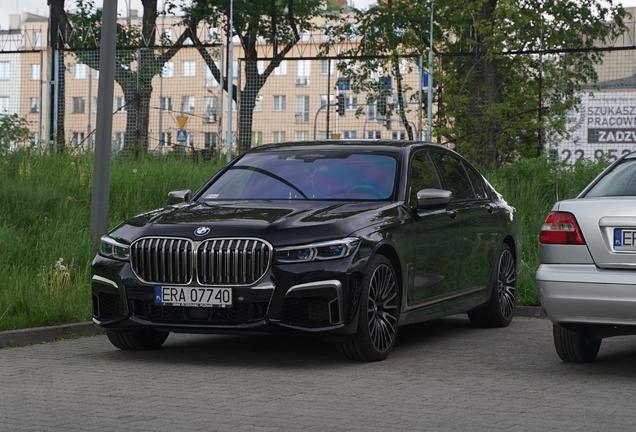 BMW M760Li xDrive 2019 Final Edition
