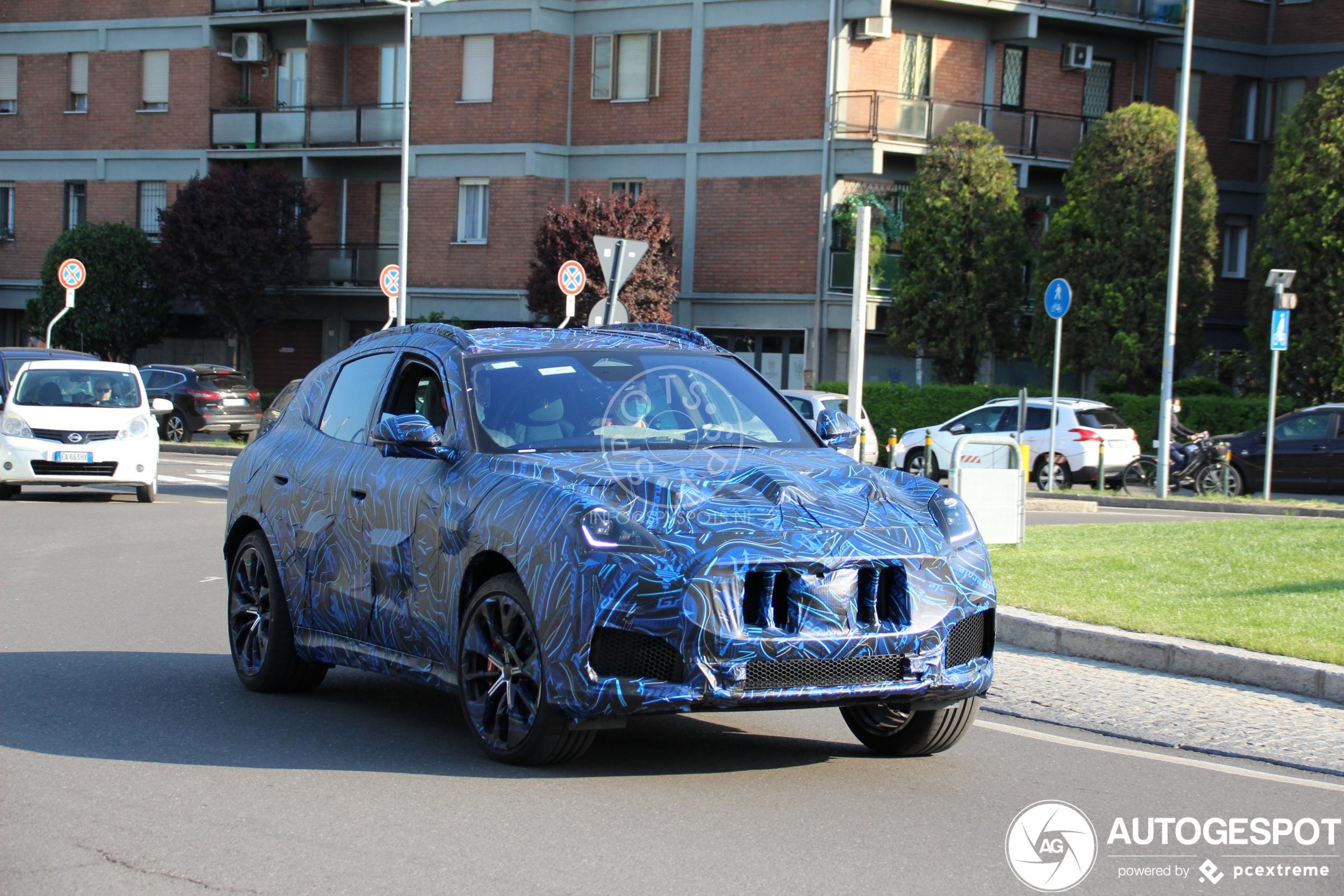 Maserati Grecale