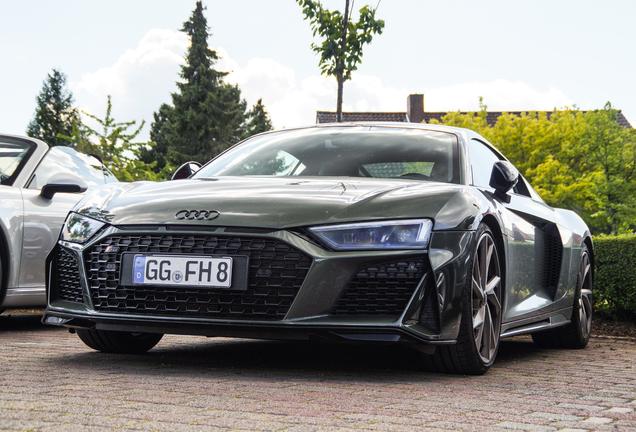 Audi R8 V10 2019