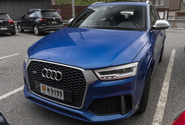 Audi RS Q3 2015
