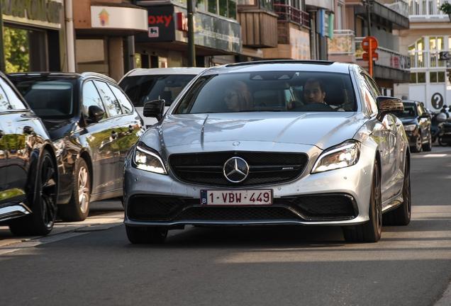 Mercedes-AMG CLS 63 X218 Shooting Brake 2016