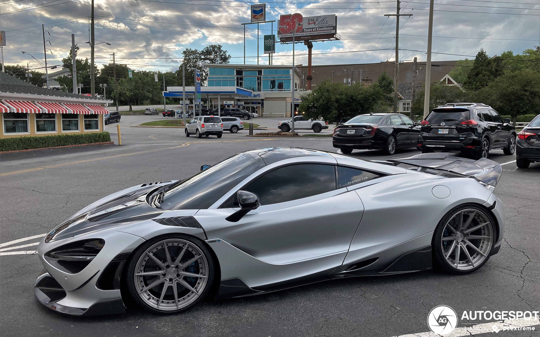 McLaren 720S RYFT