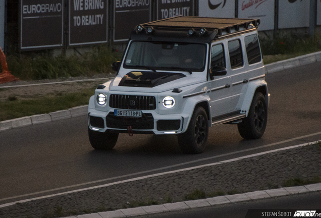 Mercedes-AMG Brabus G 63 Adventure W463 2018
