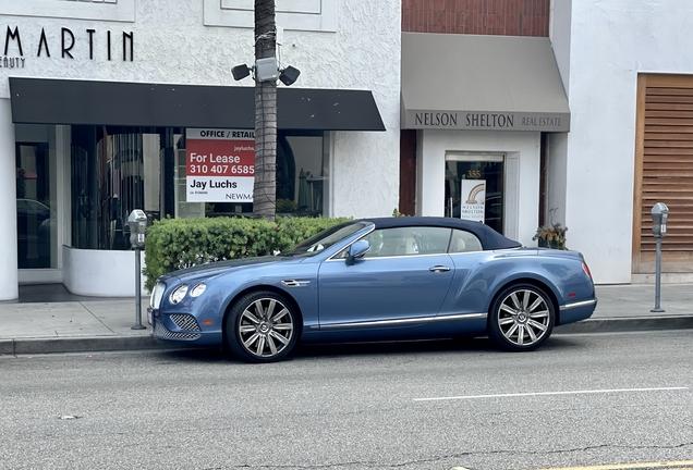 Bentley Continental GTC 2016