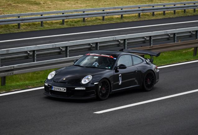 Porsche 997 Manthey Racing GT3 MkII