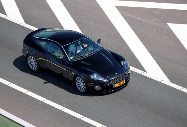 Aston Martin Vanquish S Ultimate Edition