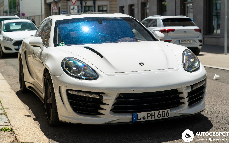 Porsche TopCar Stingray GTR MkII