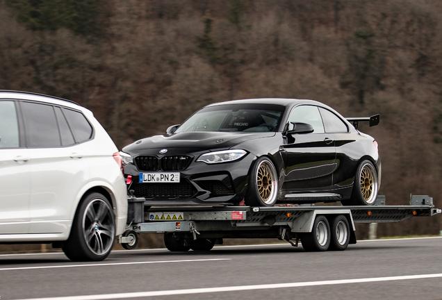 BMW M2 Coupé F87 2018 Competition Team Schirmer