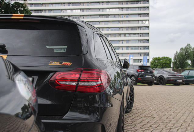 Mercedes-AMG C 63 Estate S205 2018 Tikt Performance
