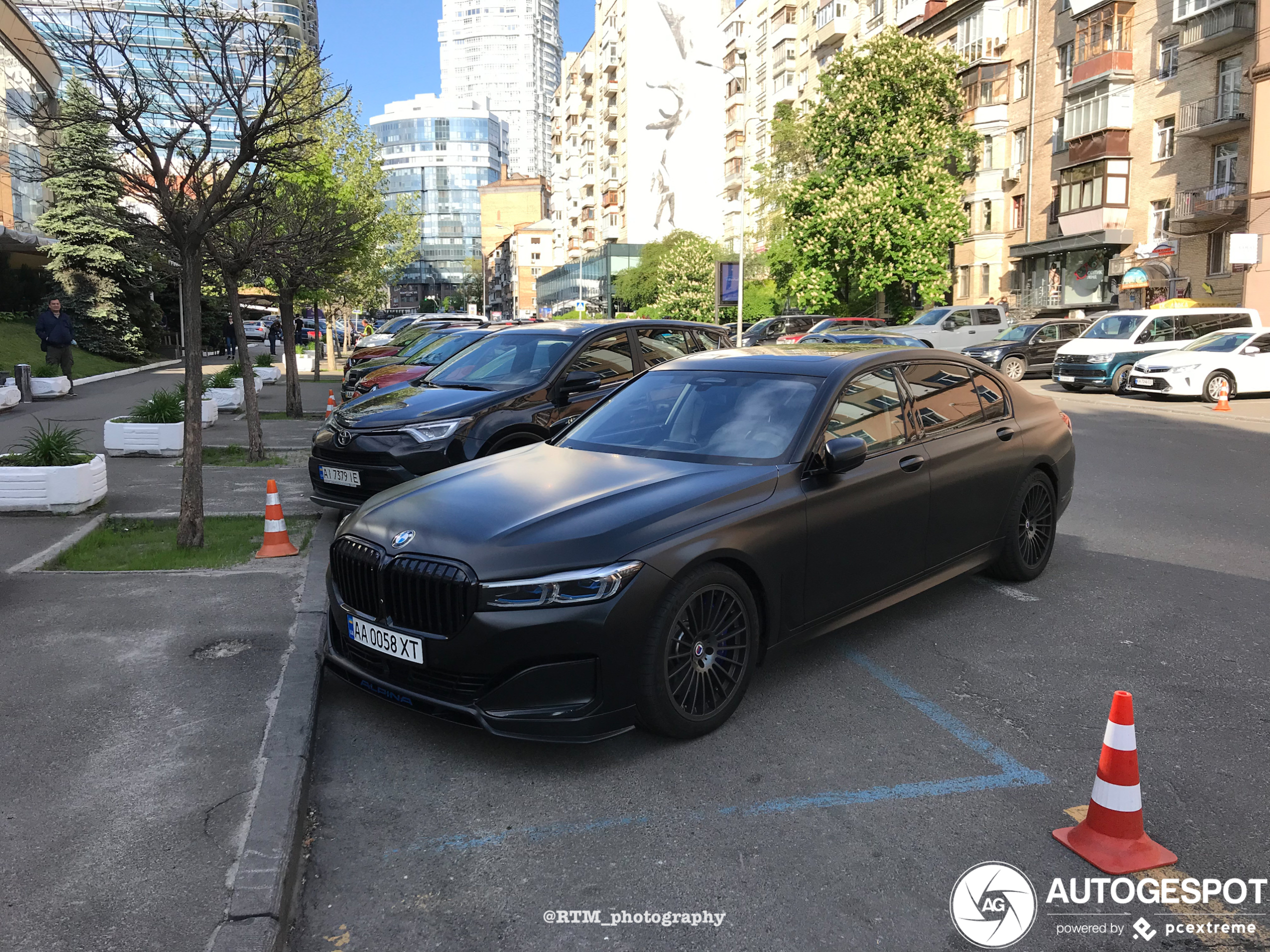 Alpina B7 Biturbo 2020