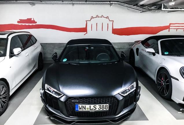 Audi R8 V10 Spyder 2016 Vorsteiner