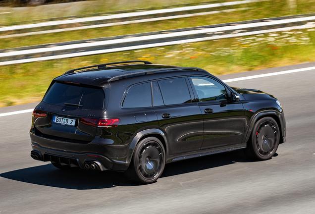 Mercedes-AMG Brabus GLS B40S-800 X167