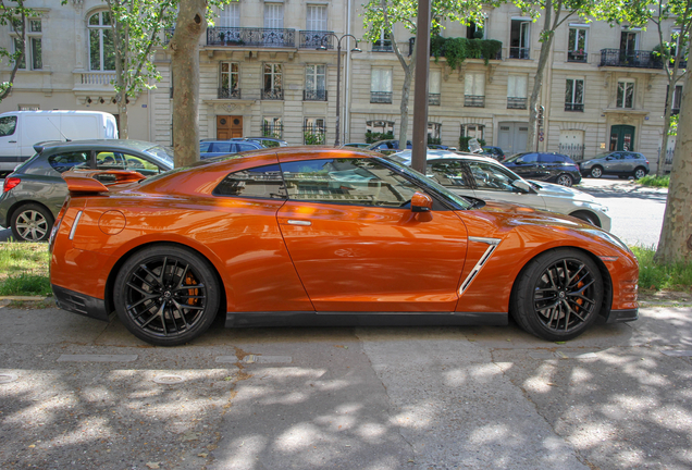 Nissan GT-R 2014