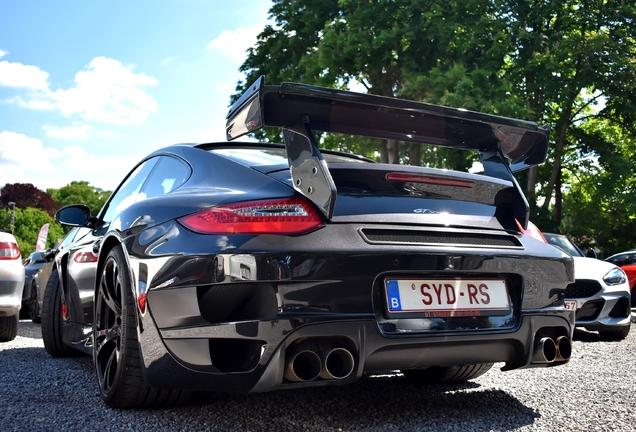 Porsche 997 Techart GT Street R