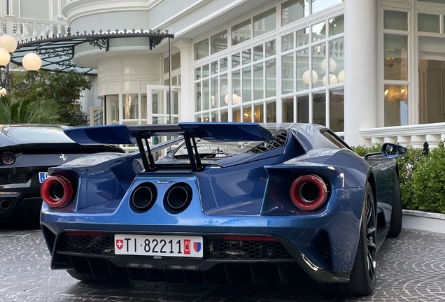 Ford GT 2017 Carbon Series
