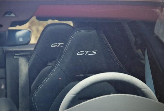 Porsche 971 Panamera GTS Sport Turismo MkII