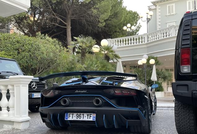 Lamborghini Aventador LP770-4 SVJ