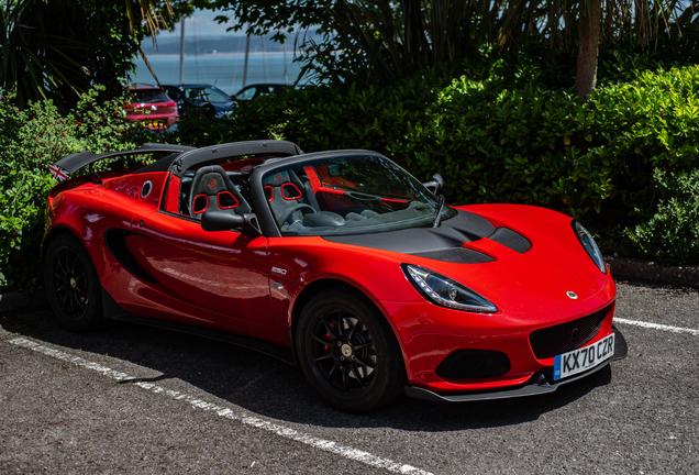 Lotus Elise S3 250 Cup